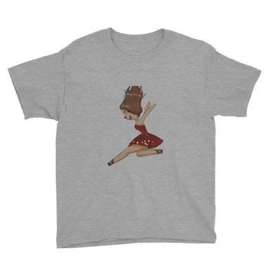 The Red Dress Youth Short Sleeve T-Shirt