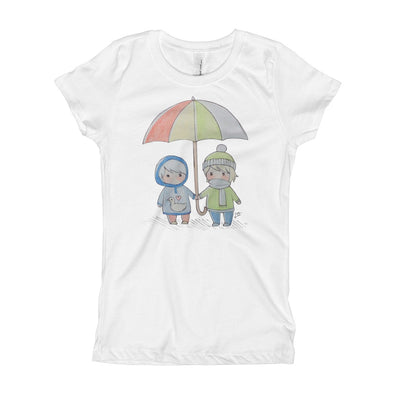 Our Umbrella Girl's T-Shirt