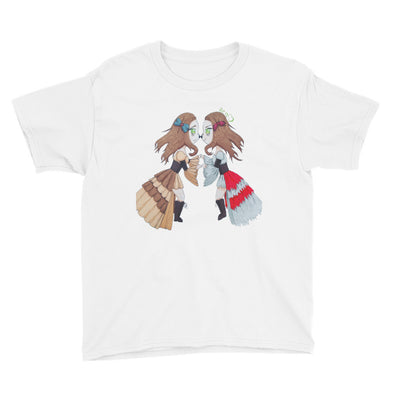 Alternate Dimension Girls Youth Short Sleeve T-Shirt