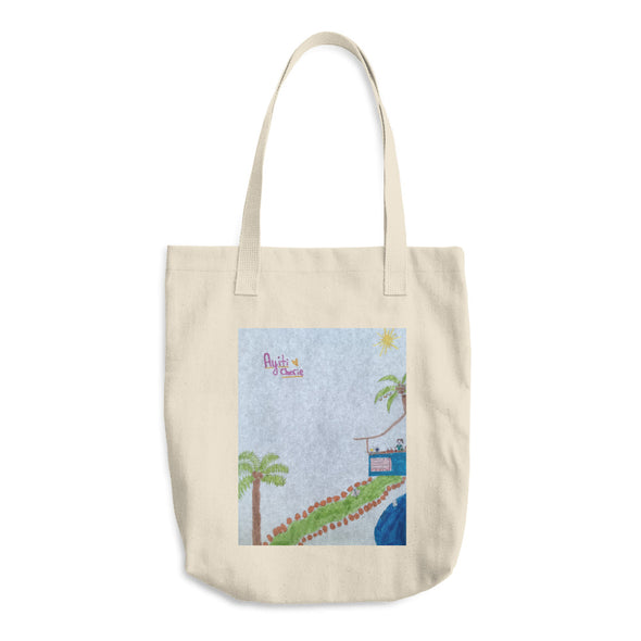 Ayiti Cherie Cotton Tote Bag