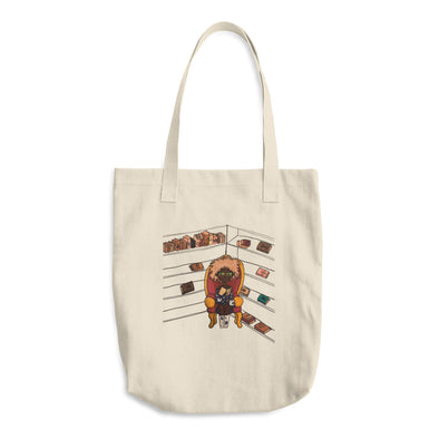 Wizard Cotton Tote Bag