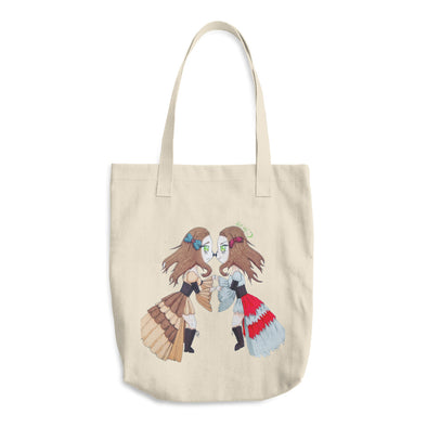 Alternate Dimension Girls Cotton Tote Bag