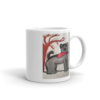 Winter Walk Mug