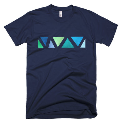 Hombre Triangles Short-Sleeve T-Shirt