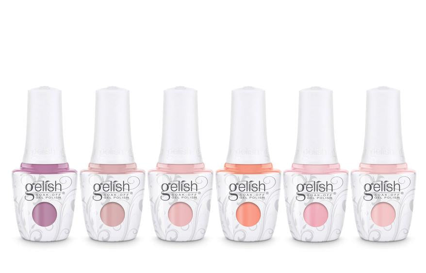 Gelish Gel - Color Of Petals Collection