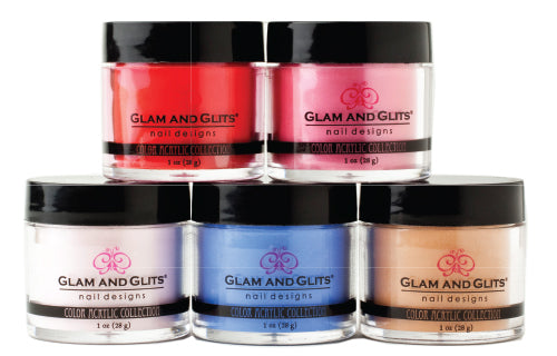 Glam & Glit Dipping Powder Color Acrylic