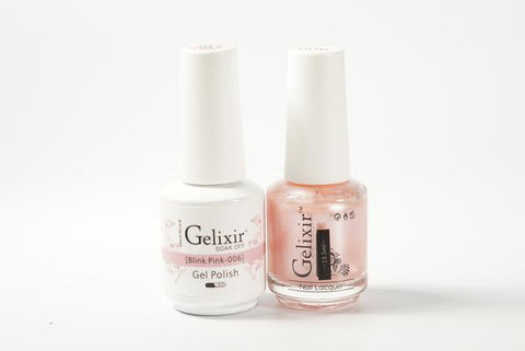 #006 – Gelixir Duo Gel polish – Blink Pink