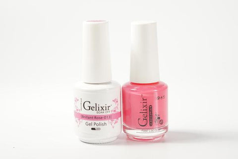 #013 – Gelixir Duo Gel polish – Brilliant Rose