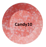 CHISEL 2IN1 ACRYLIC & DIPPING 2OZ  - CANDY10