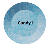 CHISEL 2IN1 ACRYLIC & DIPPING 2OZ  - CANDY1
