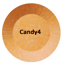 CHISEL 2IN1 ACRYLIC & DIPPING 2OZ  - CANDY4