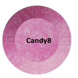 CHISEL 2IN1 ACRYLIC & DIPPING 2OZ  - CANDY8