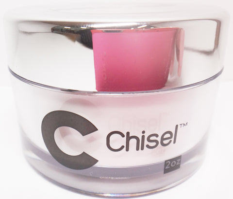 CHISEL 2IN1 ACRYLIC & DIPPING 2OZ  - CLEAR