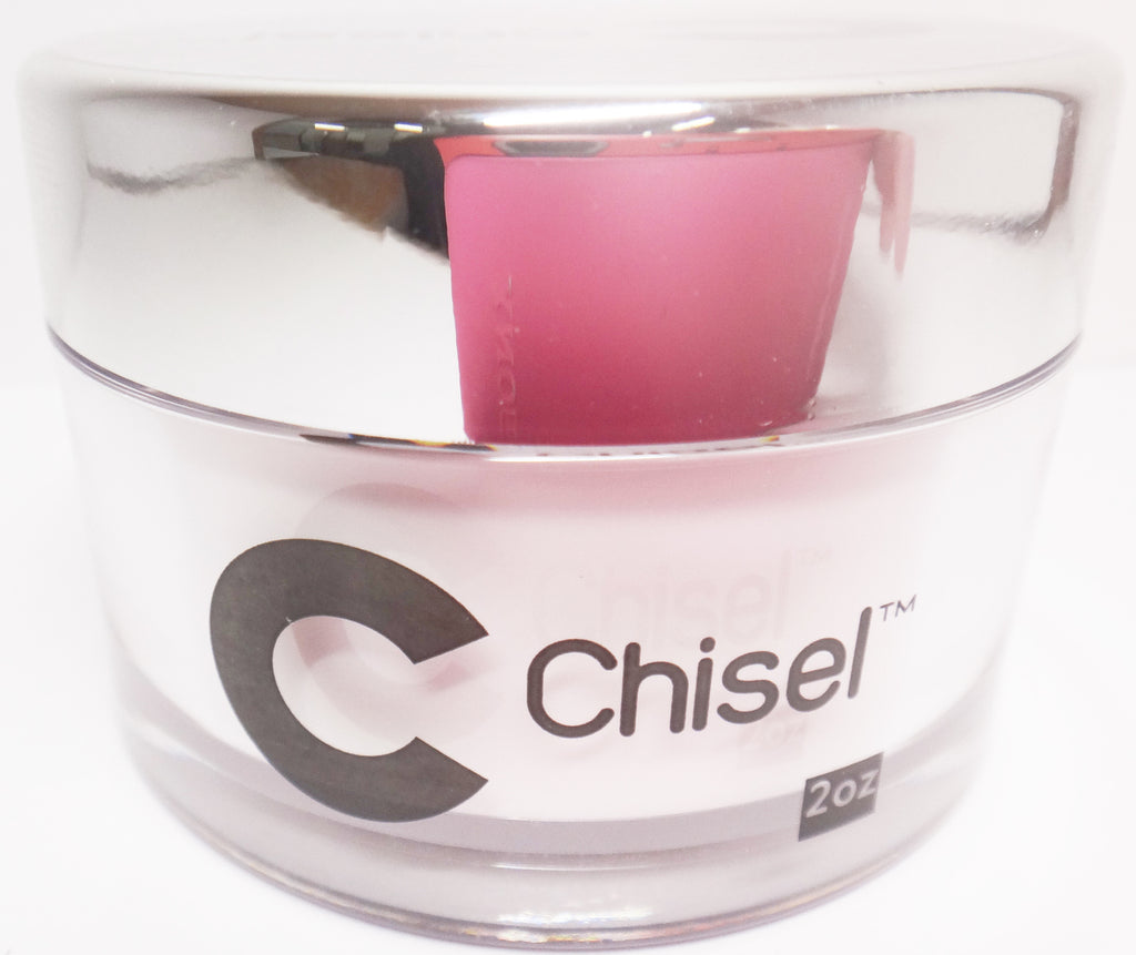 CHISEL 2IN1 ACRYLIC & DIPPING 2OZ  - NATURAL