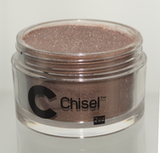 CHISEL 2IN1 ACRYLIC & DIPPING 2OZ  - OM30A