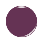 Kiara Sky Gel + Matching Lacquer  - N445 GRAPE YOUR ATTENTION