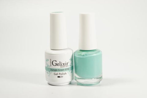 #070 – Gelixir UV/LED Soak Off Gel polish – Jungle Green
