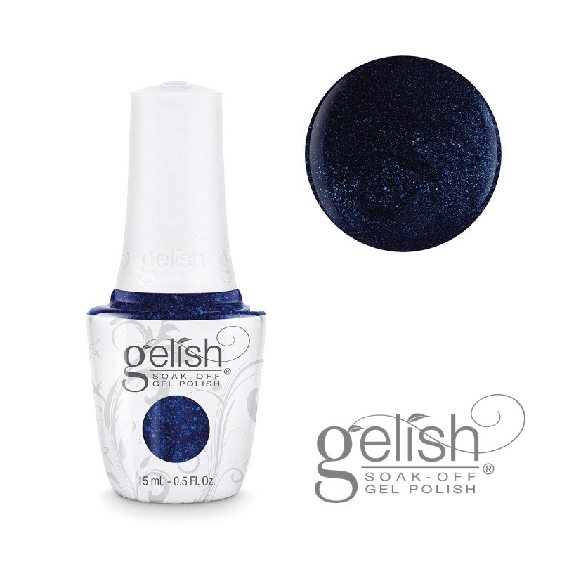 GELISH SOAK OFF GEL POLISH - Holiday Party Blues 1110910