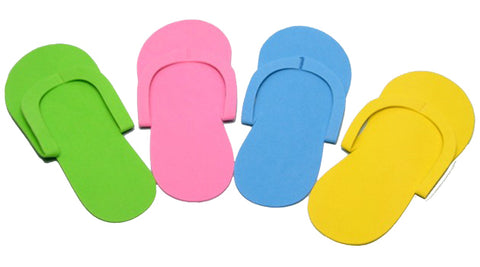 Sewing Pedicure Slipper Box Size (Disposable) - Call to order