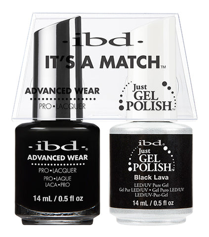 IBD Match Dual - BLACK LAVA