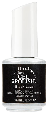 IBD Gelcolor - Black Lava