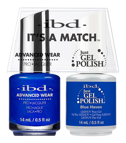IBD Match Dual - BLUE HAVEN
