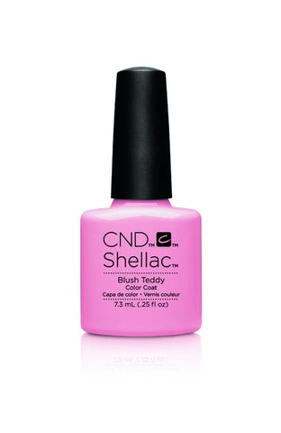 CND - Shellac Blush Teddy (0.25 oz)