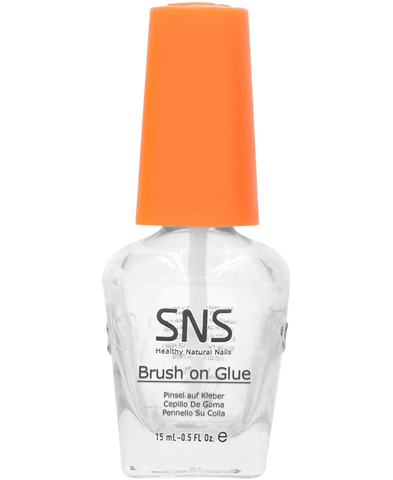 SNS Dip Powder - Brush On Glue - 0.5oz