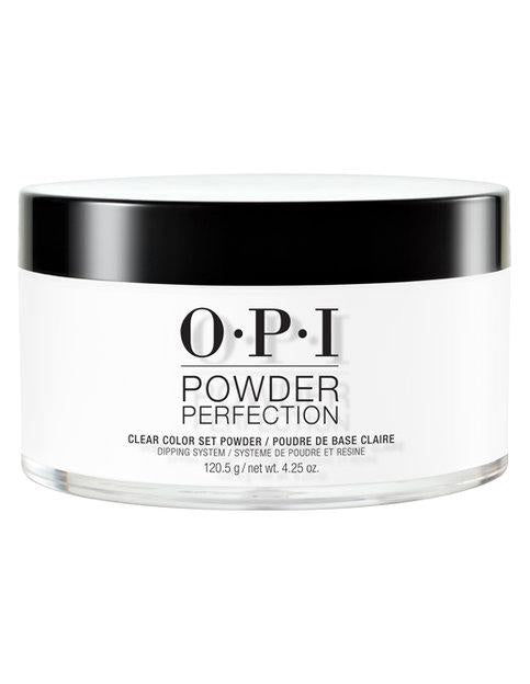 OPI  Dipping Color Powders -   Clear Color Set Powder