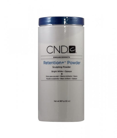 CND Powder Bright White Opaque 32oz