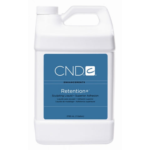 CND - Retention Liquid 128oz (1 Gallon)