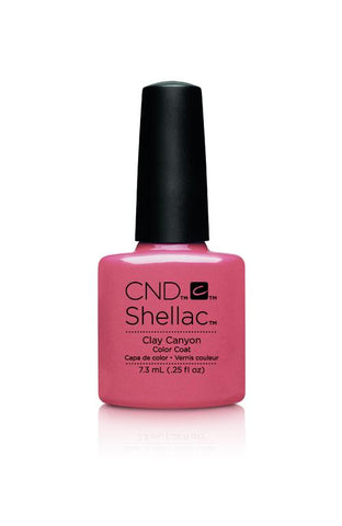 CND - Shellac Clay Canyon (0.25 OZ)