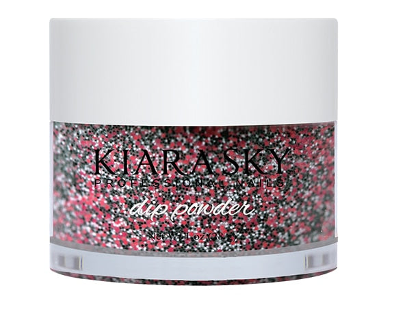 Kiara Sky Dip Powder - D464 CHERRY DUST 1oz