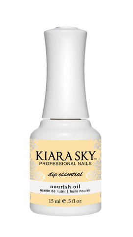 Kiara Sky Dip Nourish Oil 0.5 oz