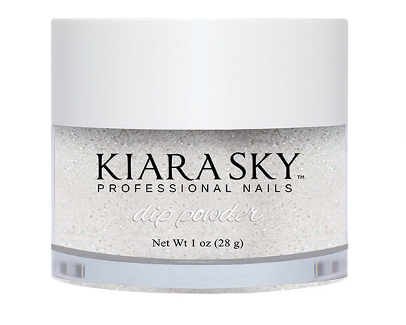 Kiara Sky Dip Powder - D469 WINTER WONDERLAND 1oz