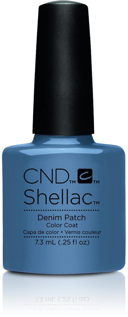 CND - Shellac Denim Patch (0.25 oz)