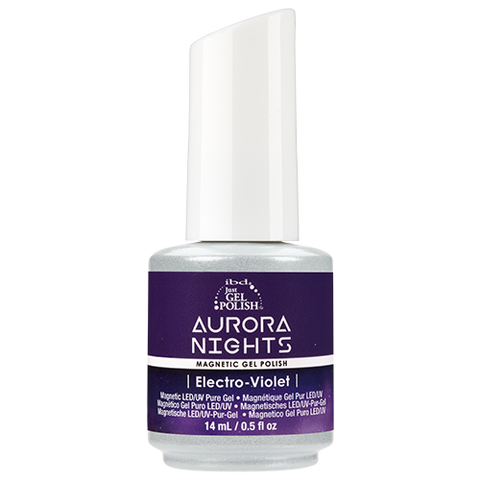 AURORA MAGNETIC CAT EYE - ELECTRO-VIOLET