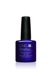 CND - Shellac Eternal Midnight (0.25 oz)