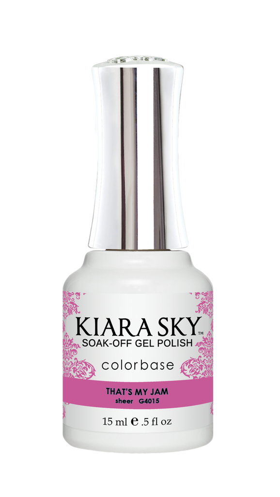 Kiara Sky Gel - G4015 That's My Jam - Jelly Collection