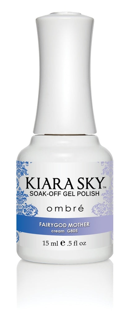 Kiara Sky Mood  Gel - G805 FAIRY GODMOTHER