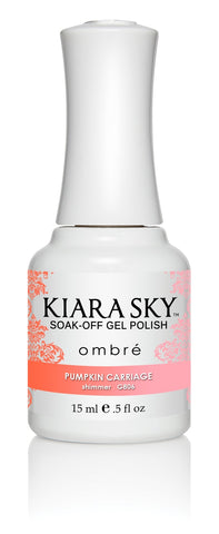 Kiara Sky Mood  Gel - G806 PUMPKIN CARRIAGE