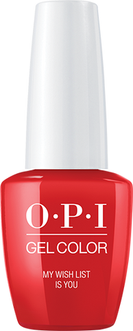 OPI GelColor - My Wish List is You 0.5 oz - #HPJ10
