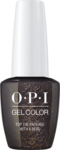 OPI GelColor - Top the Package with a Beau 0.5 oz - #HPJ11
