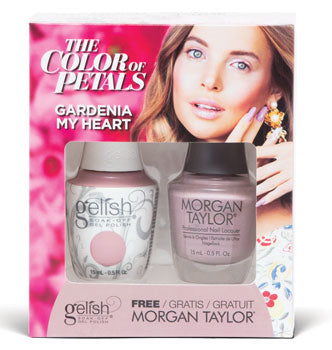 Gelish Two of a kind -Color Of Petal Collection 2019 - Gardenia My Heart