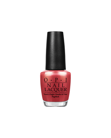 OPI Lacquer - Go with the Lava Flow