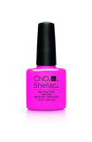 CND - Shellac Hot Pop Pink (0.25 oz)