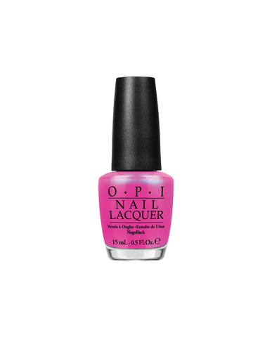 OPI Lacquer - Hotter Than You Pink