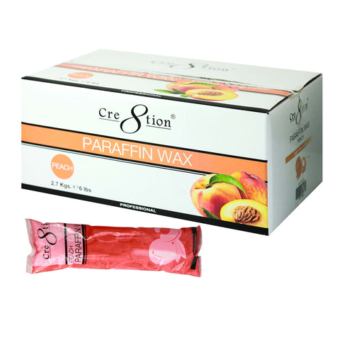 Cre8tion Case Size - Paraffin Wax - (Peach) -  Call to Order