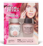 Gelish Two of a kind -Color Of Petal Collection 2019 - I Feel Flower-ful