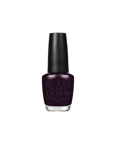 OPI Lacquer - Lincoln Park After Dark